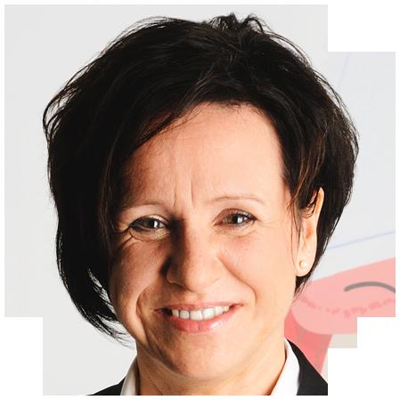 Porträt Nicole Kreie