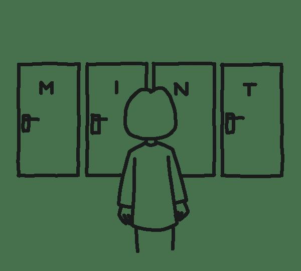 Symbolbild Studienwahl