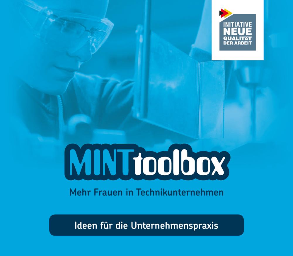 Titelbild MINTtoolbox