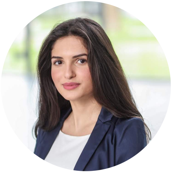 Porträt Yelda Demirdoegen