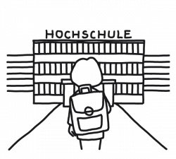 Symbolbild Hochschule