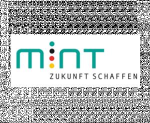 Logo MINT Zukunft schaffen