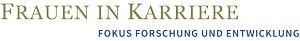 Logo Frauen in Karriere