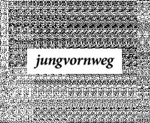Logo jungvornweg – Kinder- und Jugendkommunikation