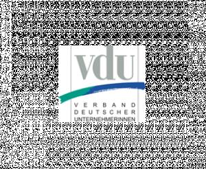 Logo Verband deutscher Unternehmerinnen e.V. (VdU)