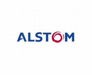 Logo ALSTOM Deutschland AG