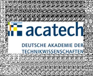 Logo acatech – Deutsche Akademie der Technikwissenschaften e.V.