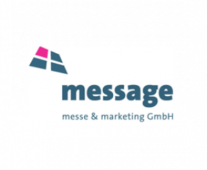 Logo mmm message messe und marketing GmbH