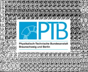 Logo Physikalisch-Technische Bundesanstalt (PTB)