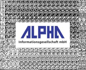 Logo Alpha Informationsgesellschaft mbH