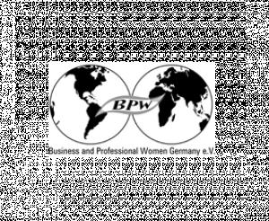 Logo Business Professional Women Germany e.V. (BPW)