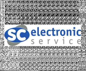 Logo SC electronic service GmbH