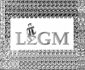 Logo Leipziger Schülergesellschaft für Mathematik e.V. (LSGM)