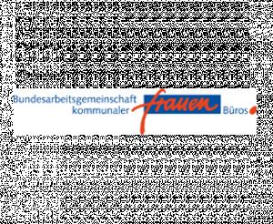 Logo Bundesarbeitsgemeinschaft der kommunalen Frauenbüros und Gleichstellungsstellen (BAG)
