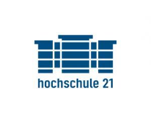 Logo hochschule 21 gemeinnützige GmbH