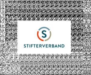 Logo Stifterverband für die Deutsche Wissenschaft e.V.