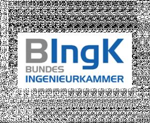 Logo Bundesingenieurkammer e.V.