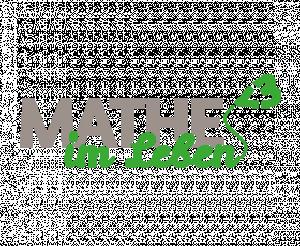 Logo Mathe im Leben gemeinnützige GmbH