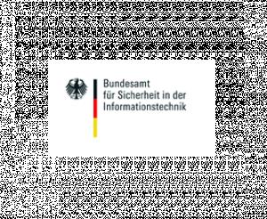 Logo Bundesamt für Sicherheit in der Informationstechnik (BSI)