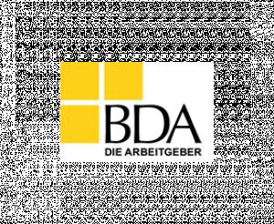 Logo Bundesvereinigung der Deutschen Arbeitgeberverbände (BDA)
