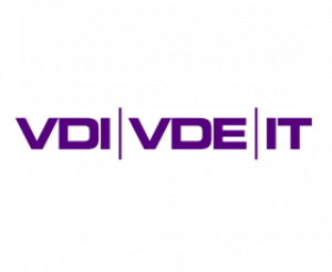 Logo VDI/VDE Innovation + Technik GmbH (VDI/VDE IT)