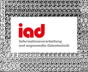 Logo IAD - Informationsverarbeitung und angewandte Datentechnik GmbH
