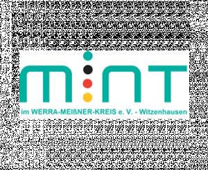 Logo MINT im Werra-Meißner-Kreis e. V. - Witzenhausen