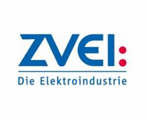 Logo Zentralverband Elektrotechnik- und Elektronikindustrie e.V. (ZVEI)