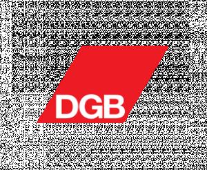 Logo Deutscher Gewerkschaftsbund (DGB)