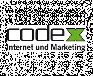 Logo code-x GmbH - Internet und Marketing