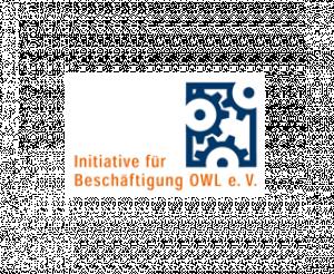 Logo Initiative für Beschäftigung OWL e. V.