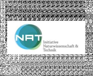 Logo Initiative Naturwissenschaft & Technik NAT gGmbH