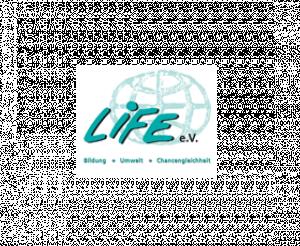 Logo LIFE e.V. - Bildung Umwelt Chancengleichheit