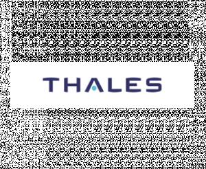 Logo Thales Group Deutschland