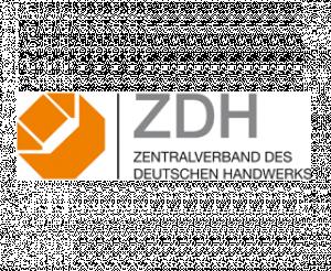 Logo Zentralverband des Deutschen Handwerks e.V. (ZDH)