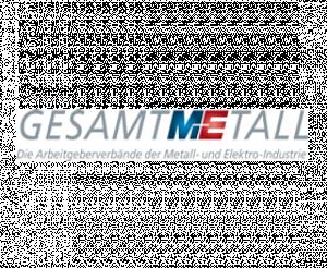 Logo Arbeitgeberverband GESAMTMETALL