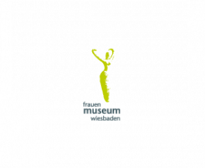 Logo frauen museum wiesbaden
