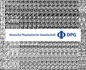 Logo Deutsche Physikalische Gesellschaft e.V. (DPG)