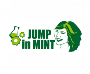 Logo Berufsmentoring für Schüler e.V. mit der Bildungsinitiative JUMP in MINT