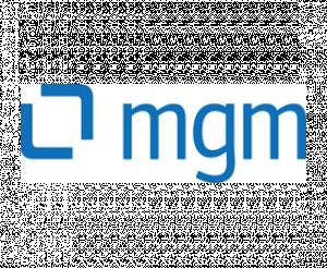 Logo mgm technology partners GmbH