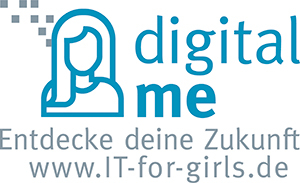 Logo digital me