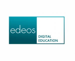 Logo edeos – digital education GmbH